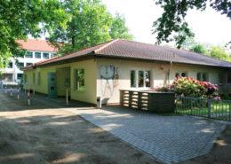 Jonas Zahntechnik Gebäude